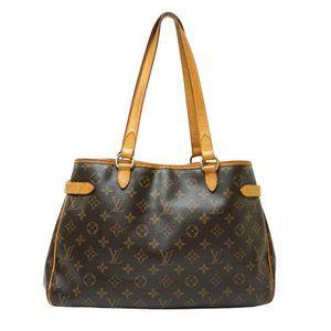 Auth Louis Vuitton Batignolles #7866L30